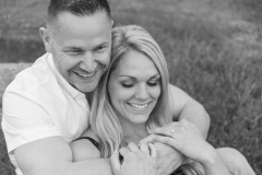 Happy engagement photography, engagement ring, candid moments