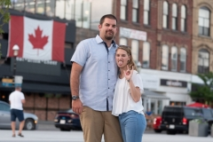 Canada Engagement Photography, Rock out, Love life
