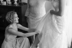 Getting ready wedding photos, dress, veil, garter , bouquet, jewellery