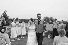 Ceremony, backyard wedding, country wedding niagara