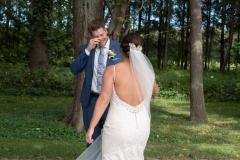 Kurtz Orchard Weddings, Kurtz Orchard Wedding couple , Kurtz Orchard Wedding first look, first look wedding photography
