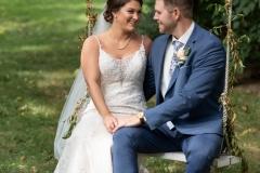 Kurtz Orchard Weddings, Kurtz Orchard Wedding couple , Kurtz Orchard Wedding first look, first look wedding photography , swing kurtz orchard