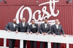 Oast House wedding photos, groomsman oast house , craft beer, local weddings