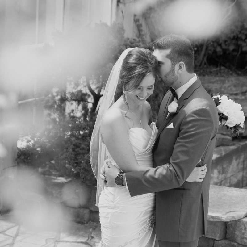 Muir Image Photography - Wedding photo of happy couple