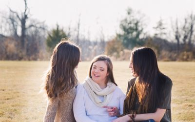 Sisters * The Collins – niagara portrait photographer