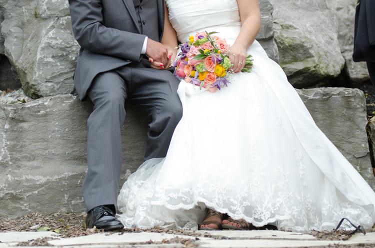 Sue & John – niagara wedding photographer