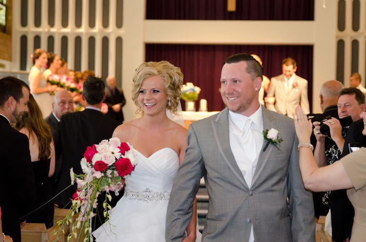 Kim & Scott – niagara wedding photographer