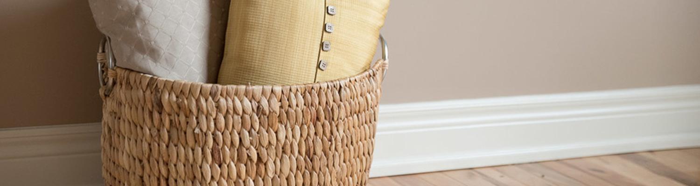 Muir Image Photography - Real Estate shot of basket